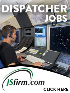 aircraft dispatcher jobs