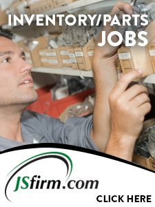 aircraft inventory parts jobs
