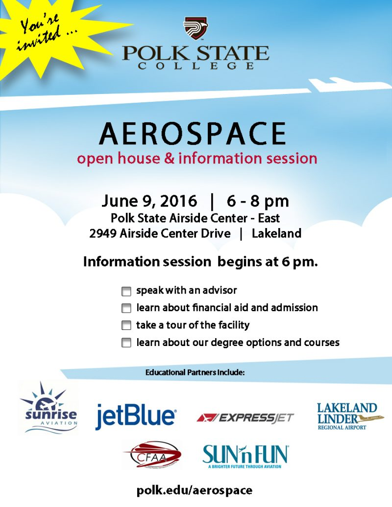 Polk State College Aerospace Program