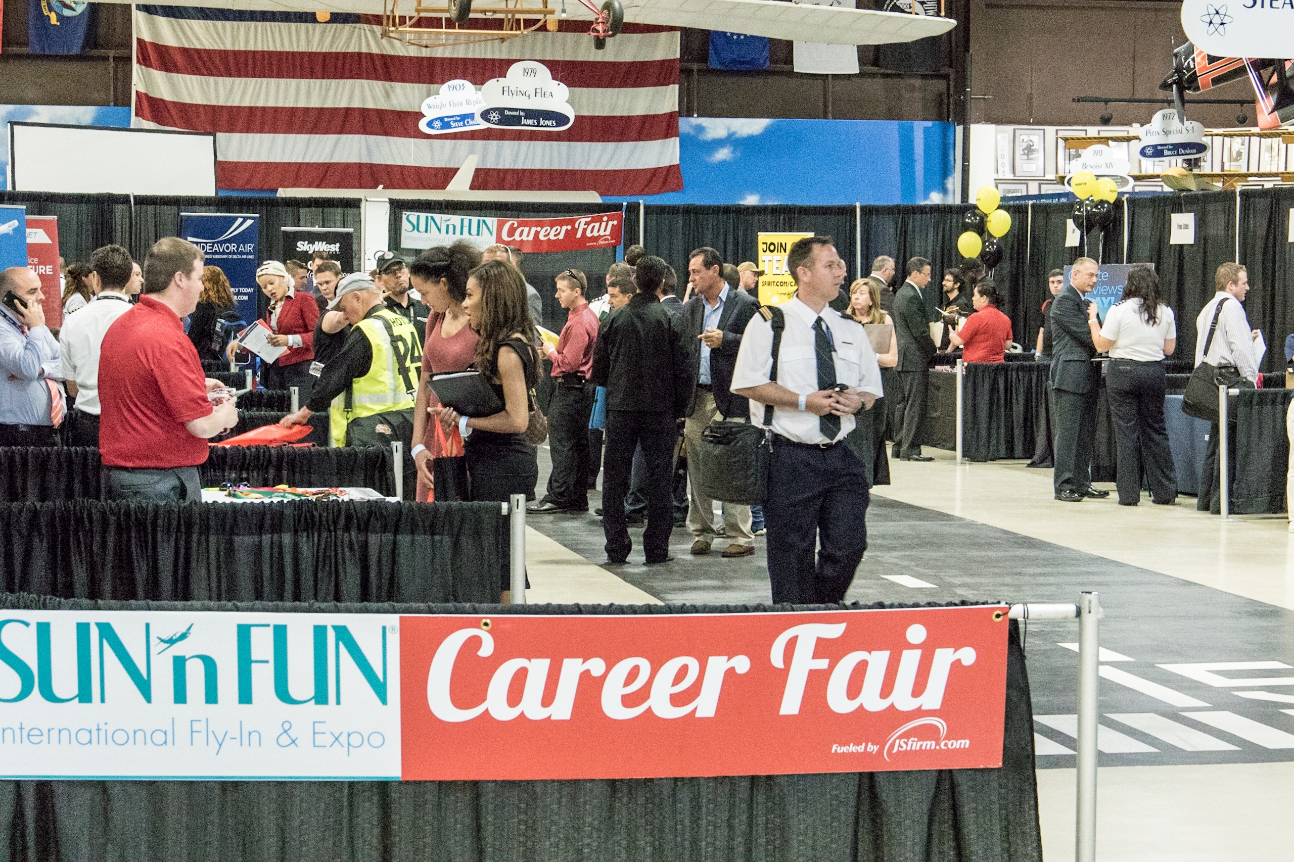 Career Fair Aids In Workforce Challenges