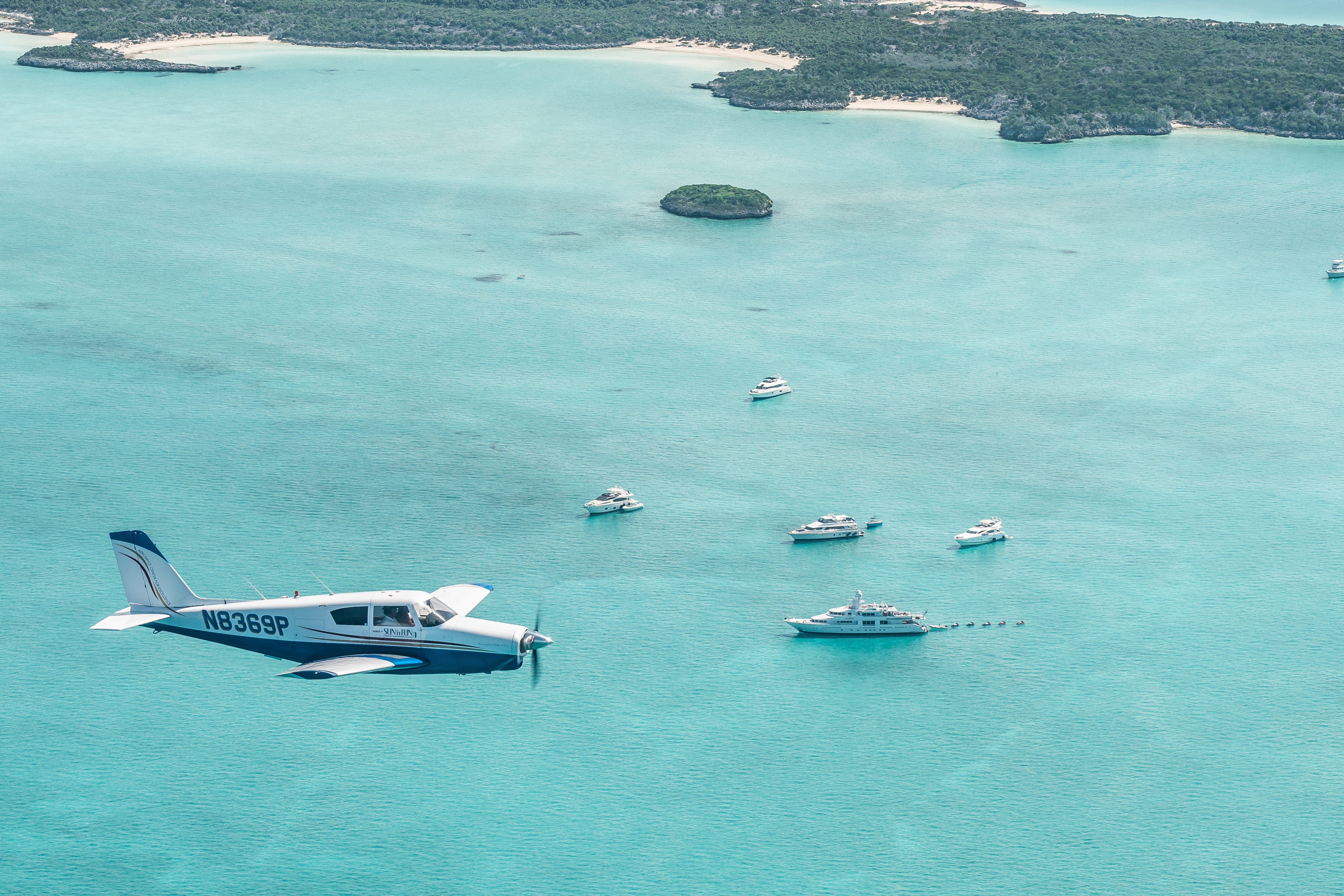 SUN 'n FUN makes it simple to fly to The Bahamas