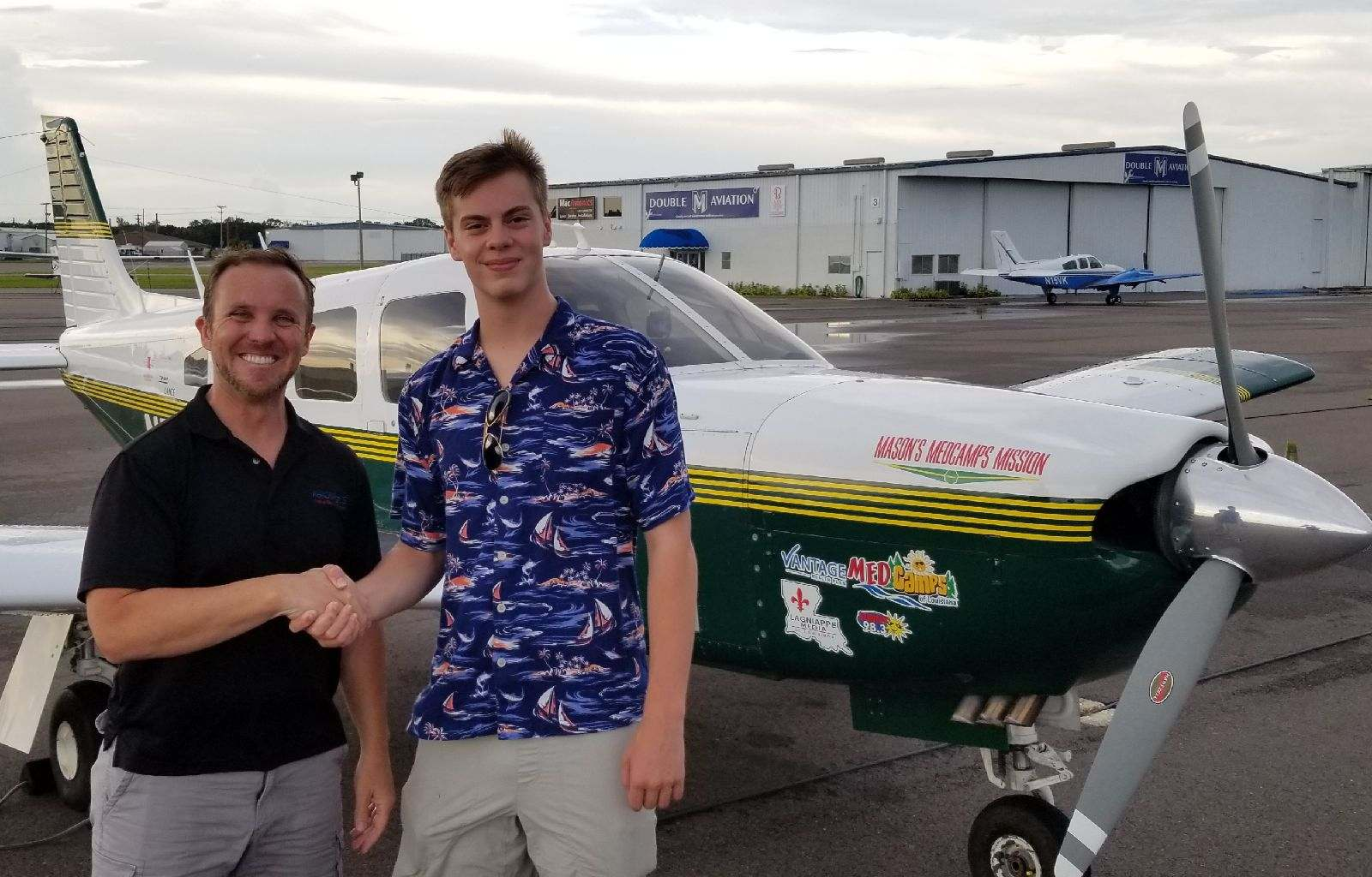 Aerospace Center for Excellence Announces Sponsorship of Teenage Pilot Flying Around the World