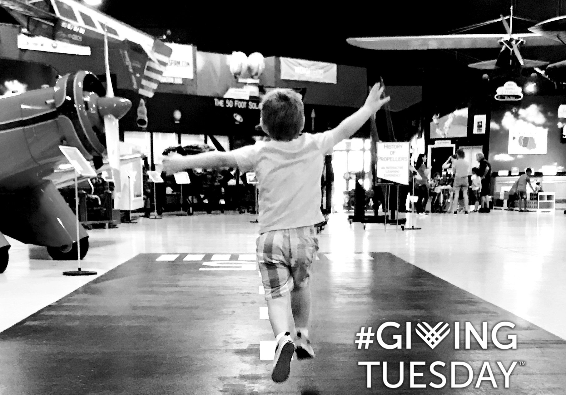 #GivingTuesday – Museum Membership